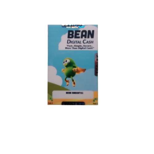 Bean Cash Cards